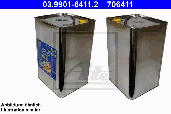 Remvloeistof DOT 4 20 liter