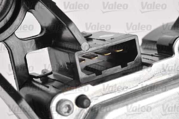 VALEO Ruitenwissermotor achter - 404835