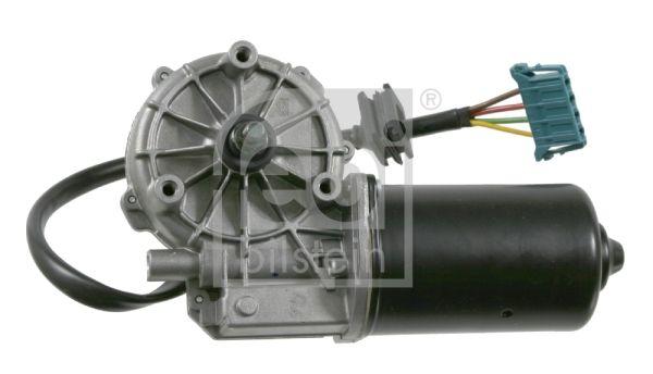 Ruitenwissermotor voor
