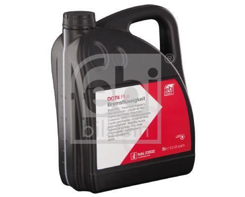 Remvloeistof DOT 4 5 liter