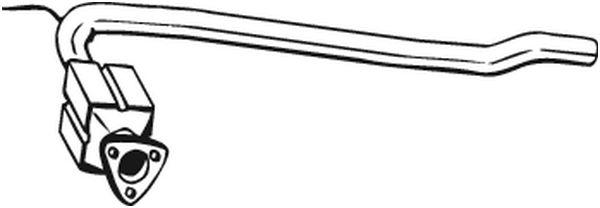 Katalysator KAT BOSAL 099-901