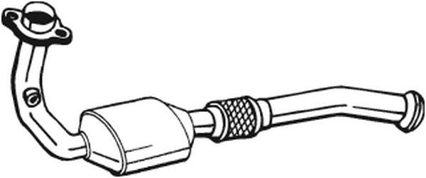 BOSAL Katalysator voor - 099-838