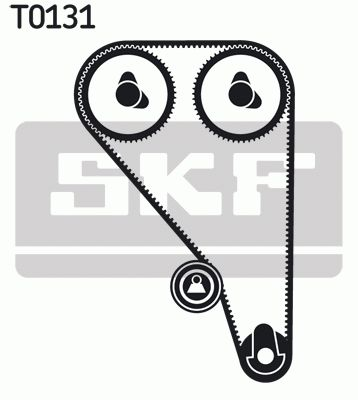 SKF Distributieriem kit - VKMA 04222