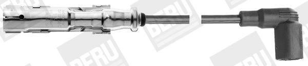 BERU Bougiekabel COPPER CABLE - VA127B