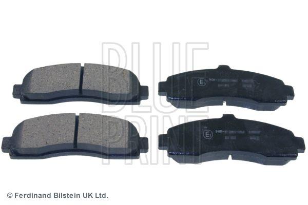 BLUE PRINT Remblokset vooras - ADN14290