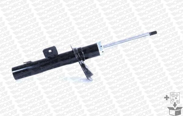 MONROE Schokdemper vooras - rechts ORIGINAL - R8001
