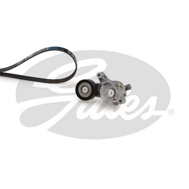 GATES Poly V-riemen kit Micro-Vu00ae Kit - K026PK1053