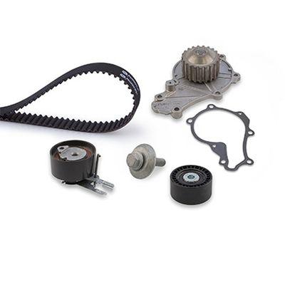 GATES Distributieriem kit incl.waterpomp PowerGripu00ae - KP15587XS