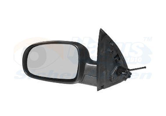 links Außenspiegel Spiegel VAN WEZEL 3305803