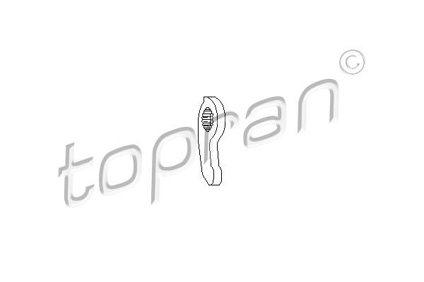 TOPRAN Koppelingsvork - 109 641